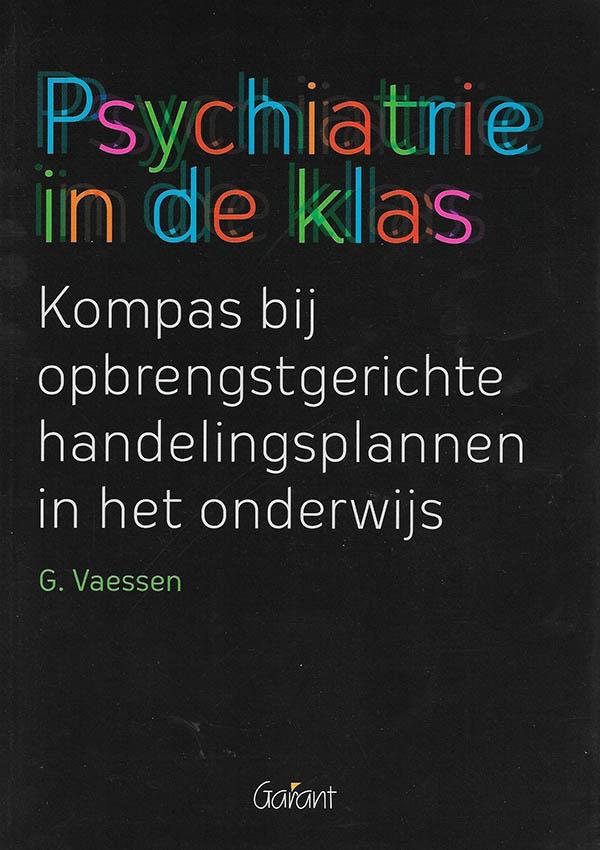 Psychiatrie in de klas_